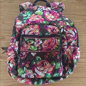a83fafb4aa Vera Bradley Bags - Vera Bradley Campus Backpack